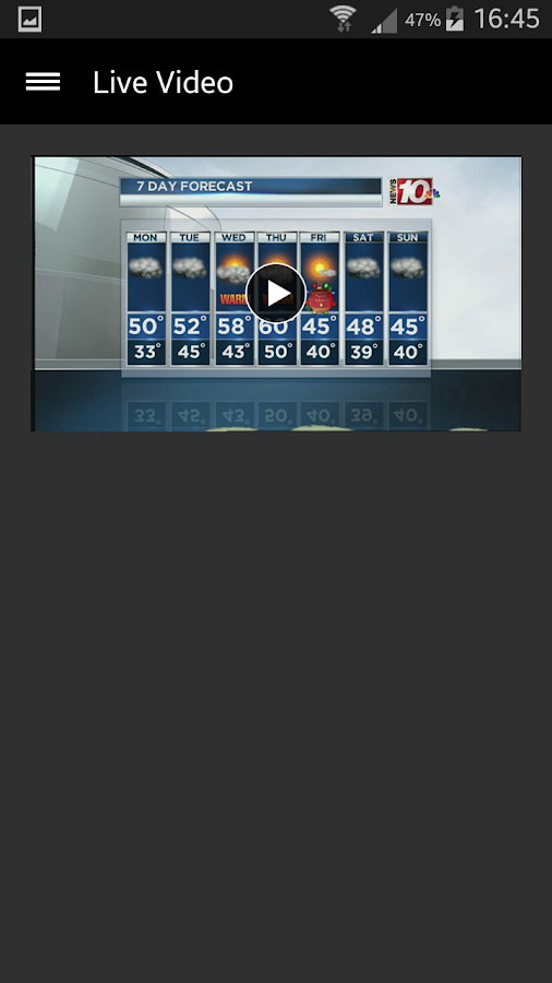 10 Weather WHEC 10NBC- screenshot