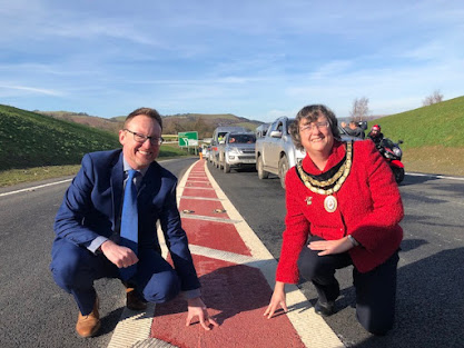 Great news for motorists as Newtown Bypass opens