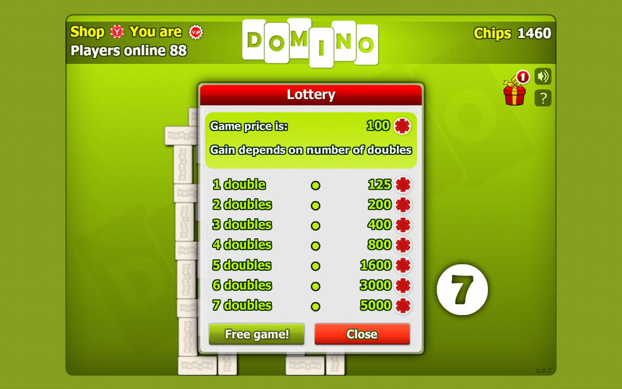 Domino Blitz- screenshot