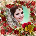 Rose Flower Photo Frame icon