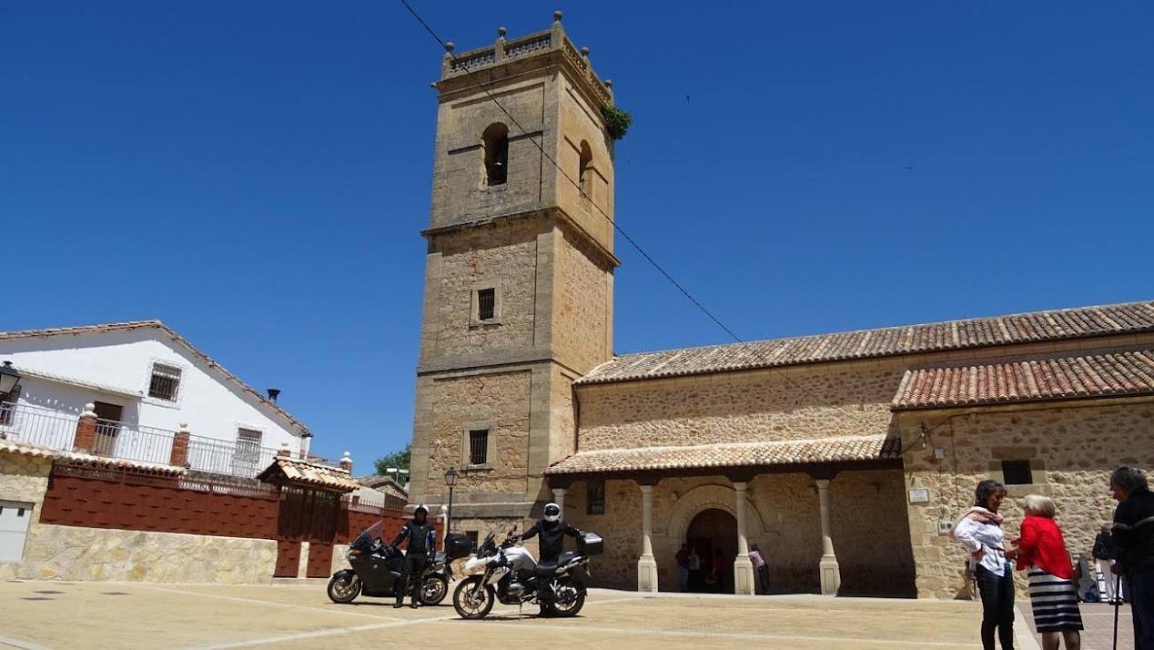 Plaza de Azañón