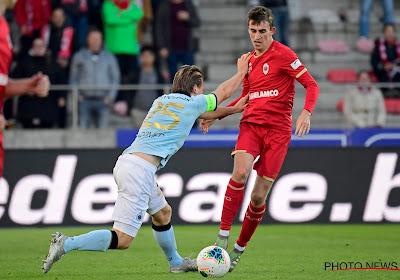 Un deuxième Anversois sur la touche pour plusieurs mois!