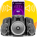 Equalizer Sound Booster Volume Booster for Android icon