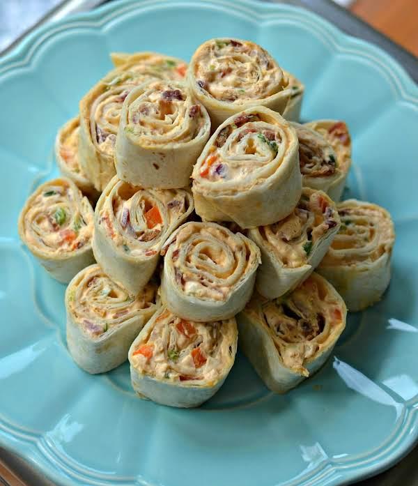 Jalapeno Popper Pinwheels Recipe