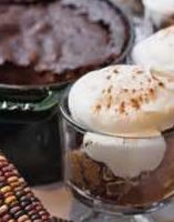 Plimoth Plantation's Slow-cooker Indian Pudding Recipe