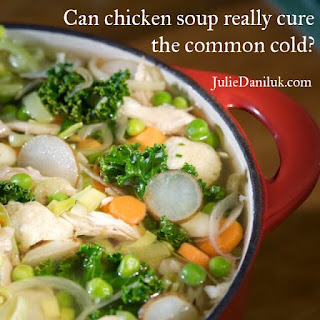 Immune-Boosting Chicken Soup
