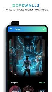 DopeWalls- 4K Wallpapers & HD Background (UHD) 3.2 Mod + Data Download 1