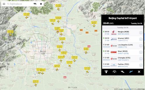 10 Flightradar24 - Flight Tracker App screenshot