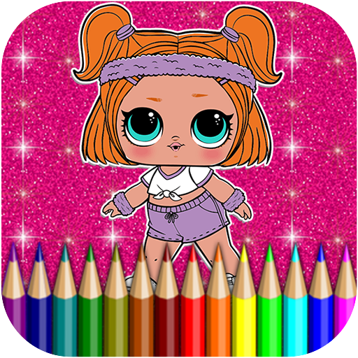 Coloring Book For Surprise Dolls Lol Indir Pc Windows Android