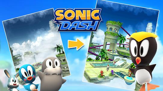 Sonic Dash Mod Apk 4.25.0 (Unlimited Money) 8