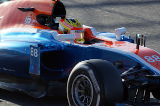 Photo: Rio Haryanto - Manor Racing