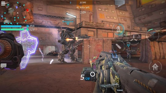 Infinity Ops Online FPS 1.7.0 APK + OBB for Android 10