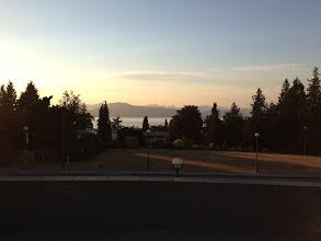 Photo: View from the University of British Columbia