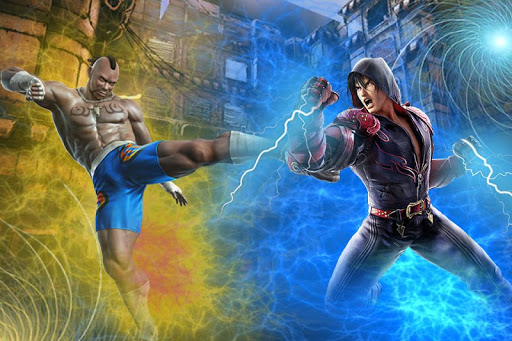 Immortal Gods Superhero Fighting vs Gangster Games 1.1 4