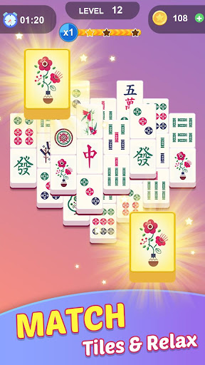 Mahjong Tours: Free Puzzles Matching Game 1.59.5010 screenshots 13
