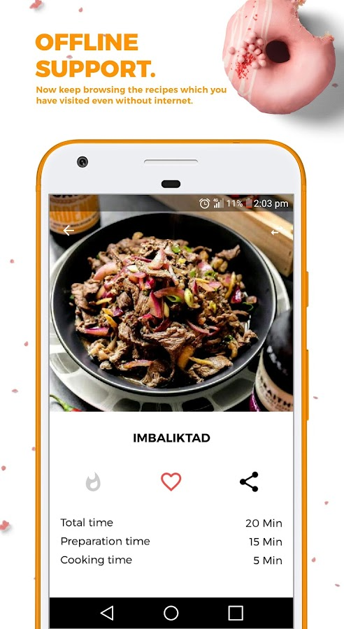 Recipe book android apps on google play recipe book screenshot forumfinder Images
