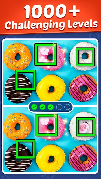 Find The Differences - Spot it Android App Screenshot