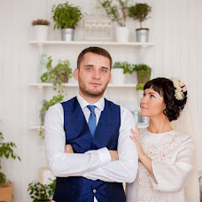 Wedding photographer Ekaterina Kabirova (katerinakabirova). Photo of 25.11.2015