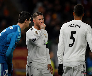 Nouvelle blessure pour Sergio Ramos !