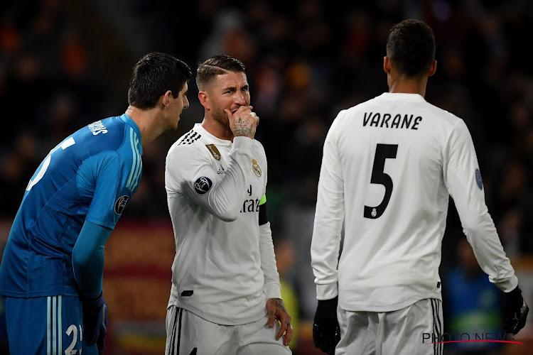 Le Real sans Eden Hazard et sans son capitaine pour débuter la Ligue des Champions