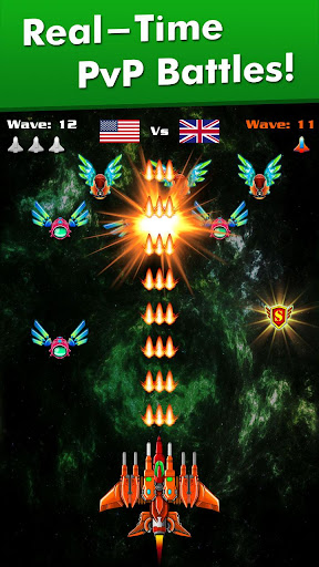 Galaxy Attack : Alien Shooter  screenshots 2