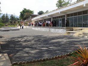 Photo: At Kigali Memorial Centre...