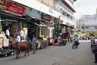 Photo: #020-Dans les rues d'Udaïpur