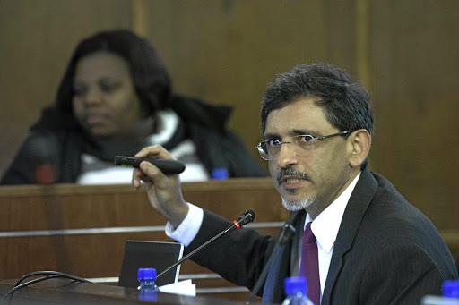 Sweet deal: Economic Development Minister Ebrahim Patel says Chinese oil giant Sinopec will use SA as its base to expand its African refining business. Picture: TREVOR SAMSON
