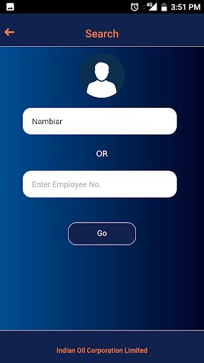 IOCL PhoneBook screenshot 4