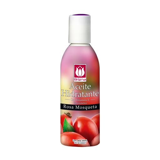 aceite corporal brizna rosa mosqueta con vitamina e 200ml