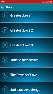 80s 90s Love Songs - náhled