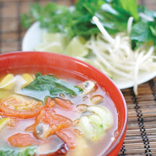 Vietnamese Lemongrass Soup Recipes.