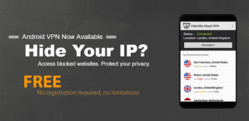Free VPN Proxy Hotspot  - Hide Mia for PC