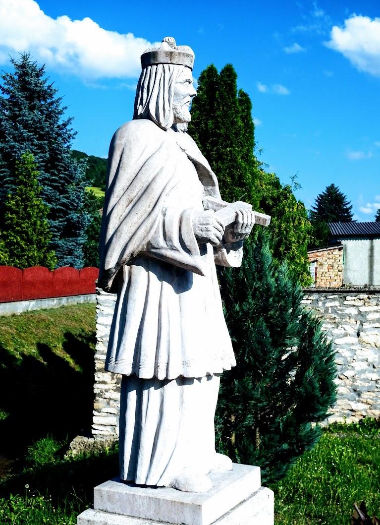 Bajót - Nepomuki Szent János-szobor