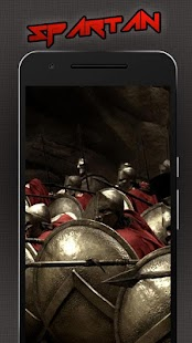 Spartan Wallpaper - náhled