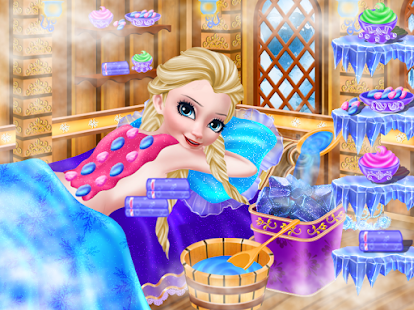Game Icy Queen Spa Makeup Party APK for Windows Phone