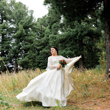 Wedding photographer Kristina Nazarova (nazarovakris). Photo of 23.09.2018