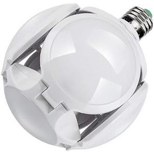 Bec pliabil LED 40W minge de fotbal