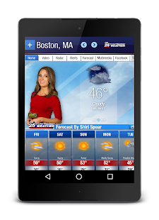 Boston 25 Weather- screenshot thumbnail