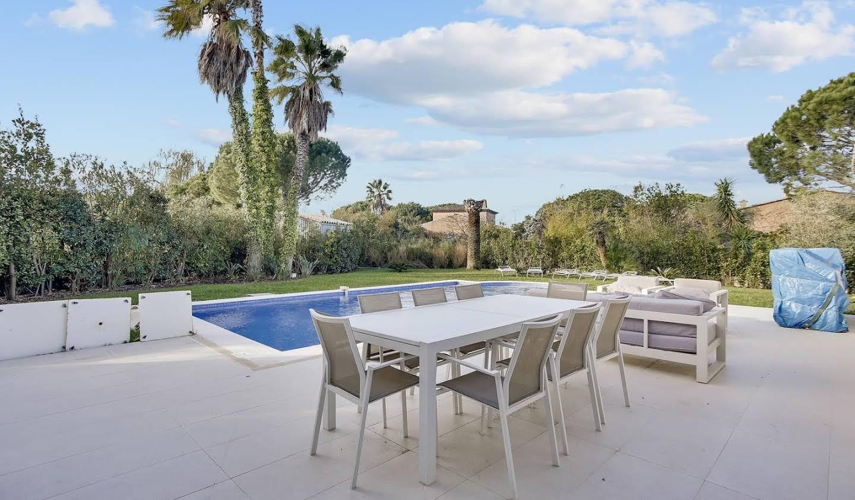 Villa avec jardin Saint-Tropez