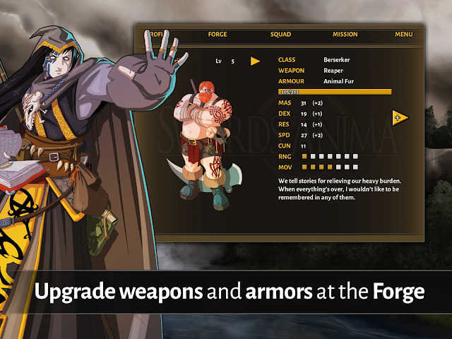 android Swords of Anima Screenshot 8