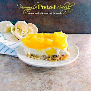 Pineapple Pretzel Recipes