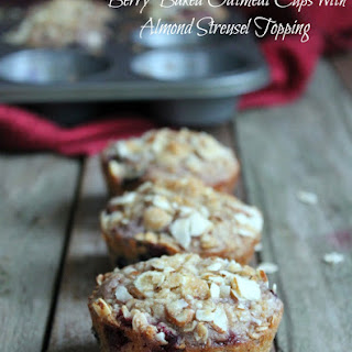 Streusel Topping Without Flour Recipes