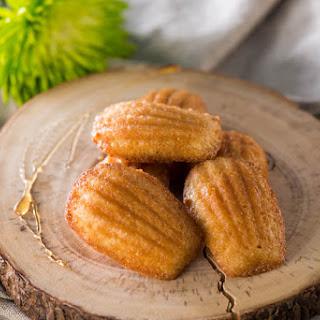 Maple Madeleine Cookies #SundaySupper.