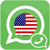 US Number For WhatApp - prank