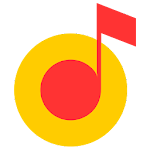 Yandex.Music — download and play Icon