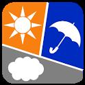 ウェザーインフォメーション icon