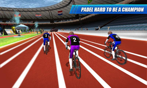 BMX Bicycle Racing Simulator screenshot 3