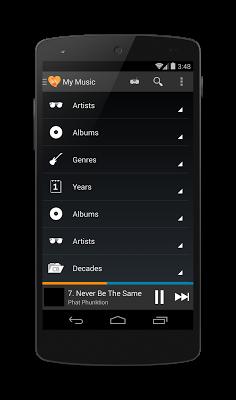 Orange Squeeze - screenshot