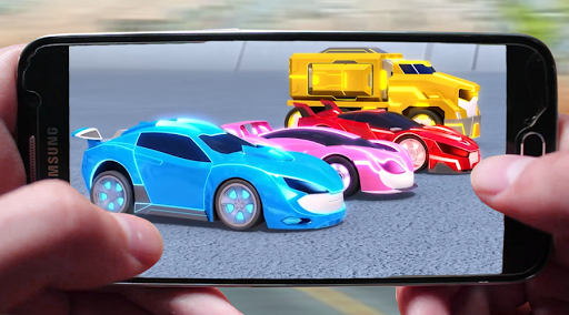 4 Super Watch Car Battle for PC